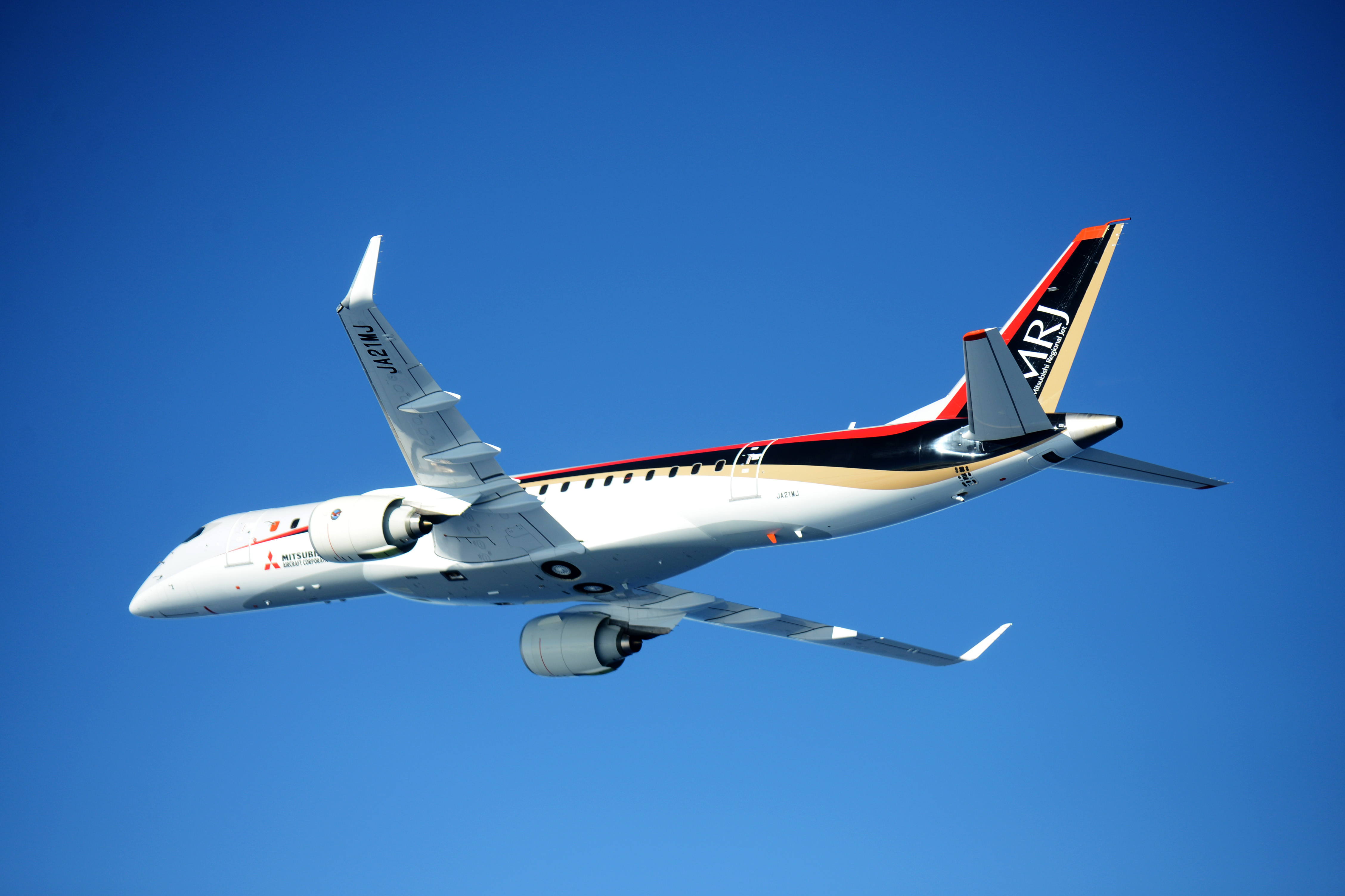 20151127_MRJ_3rd Flight Test_1