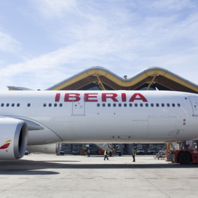 Airport Operations Of International Consolidated Airlines Group SA's Spanish Unit Iberia